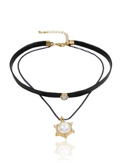 All Night Long Choker Necklace