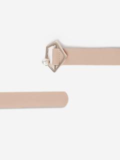 Accessories-Make Your Mark Beige Belt