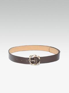 Accessories-Waves Of Love Brown Belt
