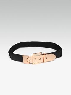 Accessories-The Gold Lock Belt