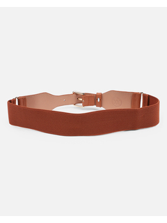 Accessories-Tan You Look Amazing Belt