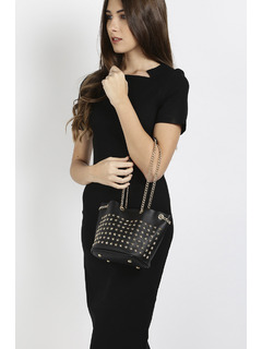 Black A Star Studded Affair Sling
