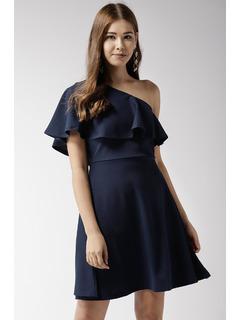 Blue Where Is My Love Dress