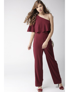 Breaking The Monotony Cape Jumpsuit