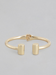 Bars Of Gold Cuff