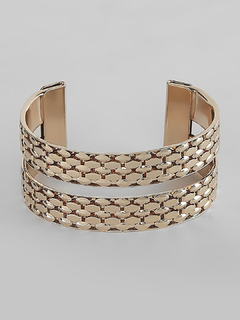 Caught In A Trend Cuff