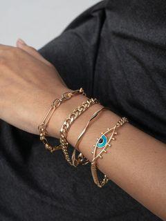 Accessories-Its Eye Catching Bracelet Set