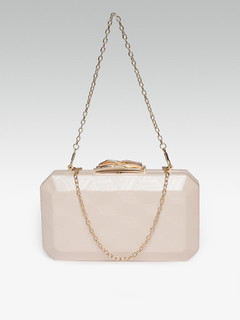 Happy Together Pink Clutch