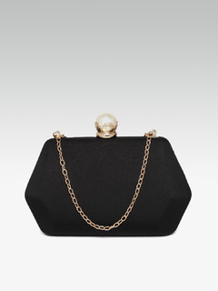 My Dear Black Clutch
