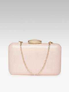 Simply Grace Pink Clutch