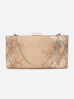 Go Wild Textured Clutch