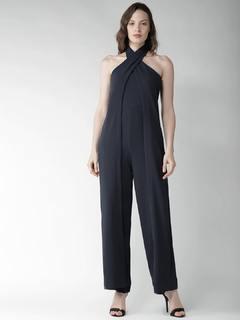 Apparel-Twisting The Night Jumpsuit