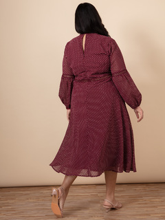 Apparel-Make A Point Polka Dress