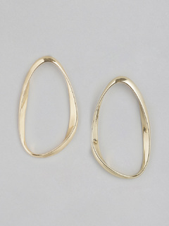 All In The Oval Earrings
