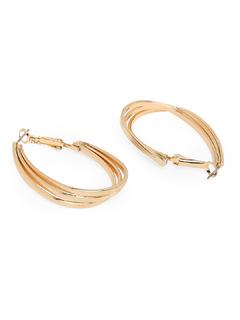 Accessories-The Stylish Trio Hoop Earrings