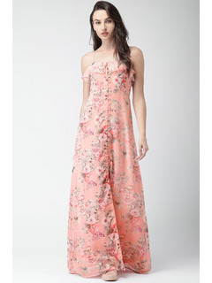 Eternity In Floral Maxi Dress