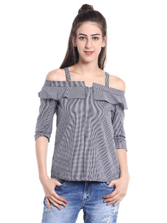 Get With Gingham Top