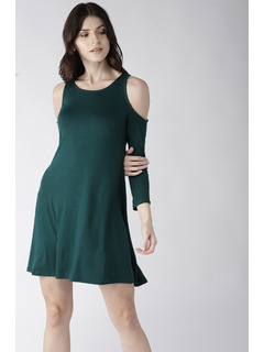 Green Too Cool For Summer Dress
