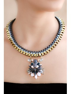 Grey Elizabeth Royalty Necklace