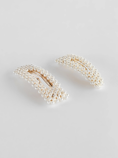 Ropes Of Pearls Hairpin Set