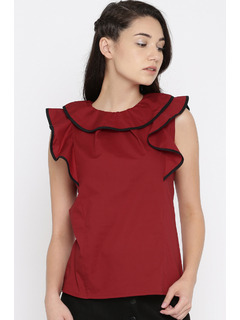 Let It Ruffle Top