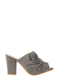 Like It Or Knot Mule Heels