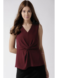 Maroon Twisting The Night Away Top