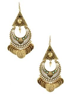 Accessories-Oh So Bohemian Long Earrings