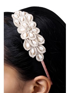 Accessories-Petals And Blooms Hairband