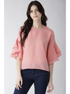 Pink Drop The Flare Top