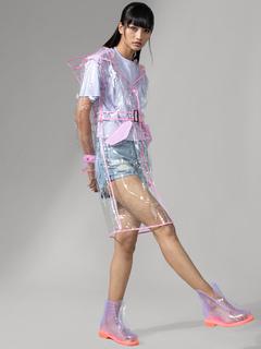 Apparel-A Little Cute Raincoat