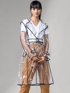 Apparel-To The Edge Raincoat