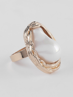 Accessories-Pearl For Days Ring