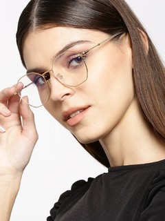 Always In Shape Clear Glasses