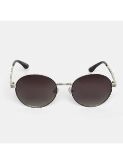 Accessories-Brown Keep It Smart Sunglasses