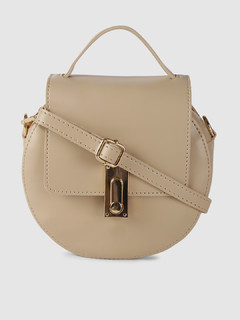 Sincerely Stylish Beige Sling