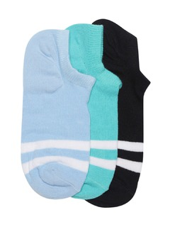 Accessories-Pack Of Three See The Lines Socks