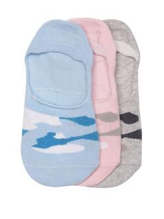 Accessories-Pack Of Three Walking On A Dream Socks