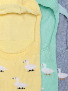 Accessories-Pack Of Three I See You Cute Socks