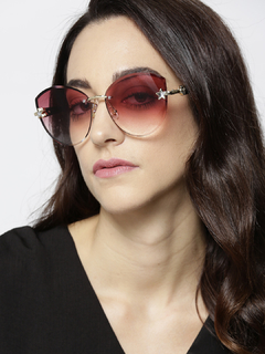 Seeing Stars In Pink Sunglasses
