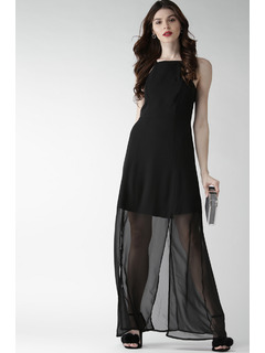 Slit By Slit Maxi Dress