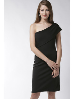 Swooning In This Little Black Dress
