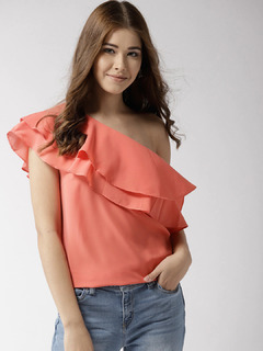 Layers Of Ruffle Top