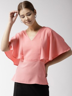 Pink The Classic Cape Top
