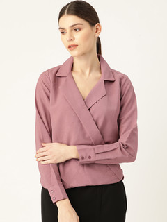 Apparel-You Are My Forever Favorite Mauve Top