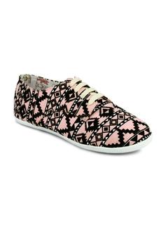 The Aztec Doodle Sneakers