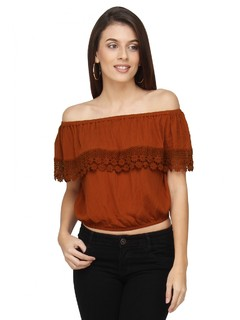 The Bardot Beauty Top