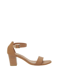 The Desert Rose Classic Block Heels
