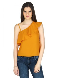 The Eternal Sunshine Ruffle Top