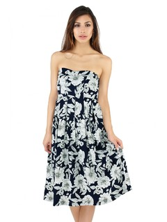 The Floral Summer Nights Dress